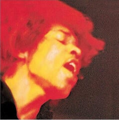 Jimi Hendrix Electric Ladyland (2 LP)