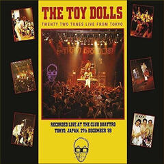 The Toy Dolls Twenty Two Tunes Live From Tokyo (2 LP)