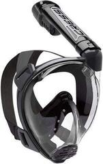 Cressi Duke Dry Full Face Mask Black/Black