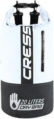 Cressi Dry Bag Premium 20L Bi-Color Black White