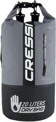 Cressi Dry Bag Premium 20L Bi-Color Black Grey