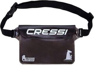 Cressi Kangaroo Dry Pouch Charcoal