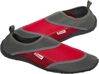 Cressi Coral Shoes Anthracite/Red