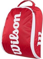 Wilson Tour IV Shoe Bag Red/White