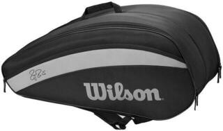 Wilson Roger Federer Team Racket Bag 12 Black