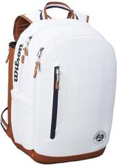 Wilson Roland Garros Tour Backpack White/Navy/Clay