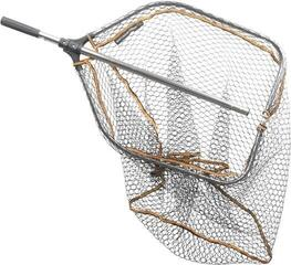 Savage Gear Pro Folding Rubber Large Mesh Landing Net Landing Net