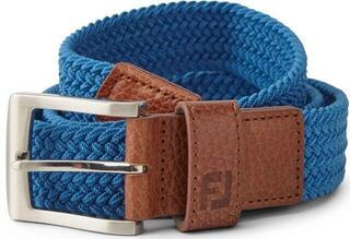 Footjoy Braided Mens Belt Royal Long