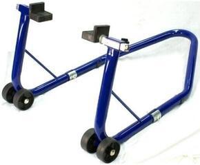 Oxford Big Bike Rear Paddock Stand Blue