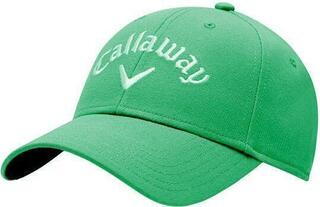 Callaway Mens Side Crested Structured Cap Irish Green