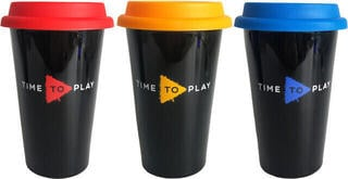 Muziker Time To Play Travel Cup Set