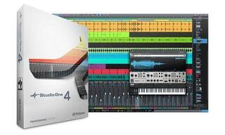 Presonus Studio One 4 Artist Upgrade z Artist