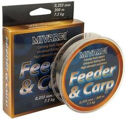 Mivardi Carp & Feeder Dark Brown