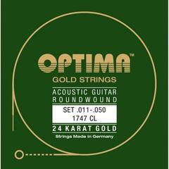 Optima 1747 CL 24K Gold Acoustics