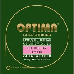 Optima 1747 EL 24K Gold Acoustics