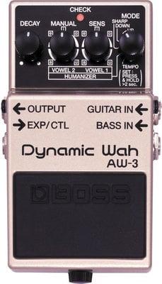 Boss AW-3 Dynamic Wah