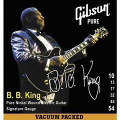 Gibson BB King Signature Pure Nickel Strings