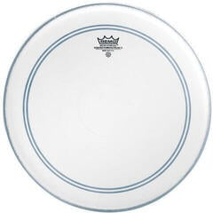 Remo Powerstroke 3 Coated 18'' - White Falam Patch