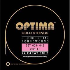 Optima 2028 EL 24K Gold Electrics