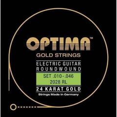 Optima 2028 RL 24K Gold Electrics