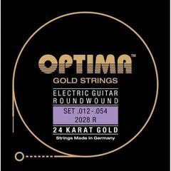 Optima 2028 R 24K Gold Electrics