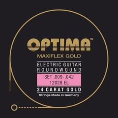 Optima 12028 EL 24K Gold Electrics Maxiflex