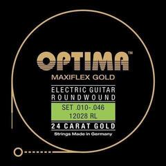 Optima 12028 RL 24K Gold Electrics Maxiflex