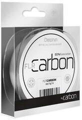 Delphin FLR Carbon 100% Fluorocarbon Clear