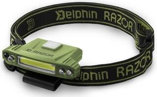 Delphin Head lamp Razor USB