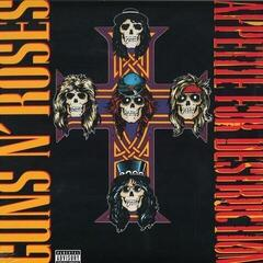 Guns N' Roses Appetite For Destruction (Vinyl LP)