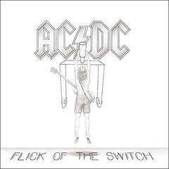 AC/DC Flick Of The Switch (Reissue) (Vinyl LP)