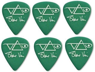 Ibanez B1000SV Steve Vai Signature Picks Green