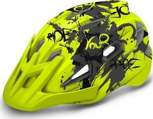 R2 Wheelie Matt Neon Yellow/Grey S