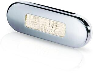 Hella Marine LED Oblong Step Lamp series 9680 light Warm White