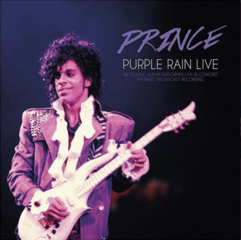 Prince Purple Rain Live (2 LP)