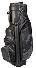 XXIO Premium Cart Bag Waterproof Black Wave