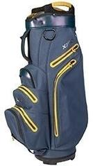 XXIO Premium Cart Bag Blue/Gold