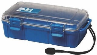 Lalizas Sea Shell nerozbitné pouzdro 224 x 130 x 70mm- modré