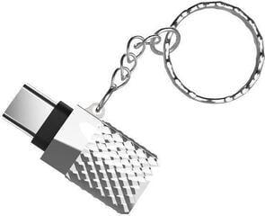 Viking Reduction USB-C 3.0 to USB-A 3.1 Silver