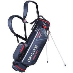 Big Max Dri Lite 7 Stand Bag Black/Red