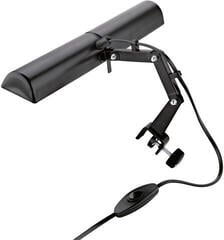 Konig & Meyer 122/6 Double Music Stand Light Black