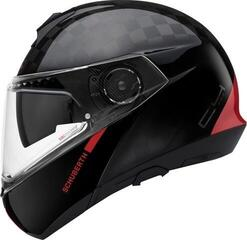 Schuberth C4 Pro Carbon Fusion Red M