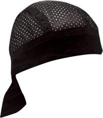 Zan Headgear Headwrap Flydanna Vented Sport Black