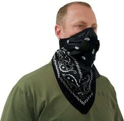 ATV Tek Mask Dust Bandana Black