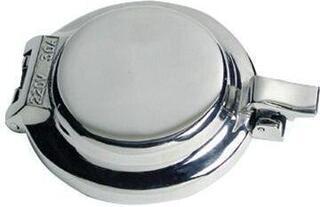 Osculati Round SS socket 30A 220V