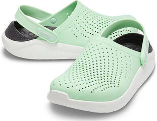 Crocs LiteRide Clog Neo Mint/Almost White