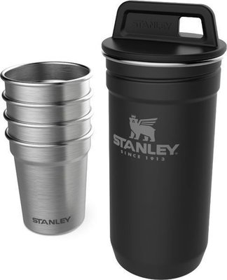 Stanley The Nesting Shot Glass Set Matte Black