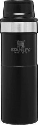 Stanley The Trigger-Action Travel Mug 0,47L Matte Black
