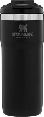 Stanley The TwinLock Travel Mug 0,47L Matte Black