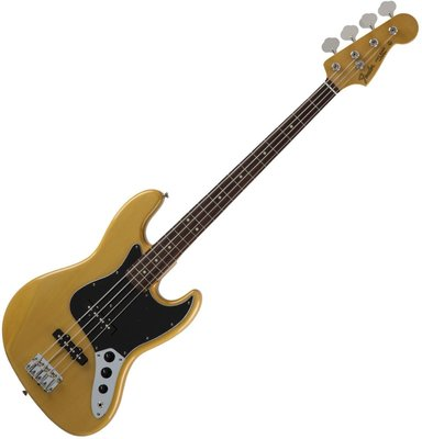 Fender MIJ Traditional '60s Jazz Bass RW Vintage Natural